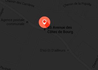 Mairie de Prignac et Marcamps