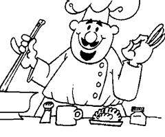 coloriage-cuisinier